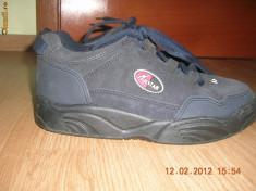 Adidasi barbati, Marime: 36, Albastru - Papuci N.Y star originali (Skateri)