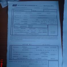 Formulare postale printabile - scapa de completarea formularelor cu pixul ! - Aplicatie PC