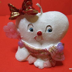 Lumanari decor - pisicuta - Lumanari tort copii