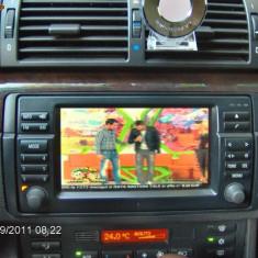Navigatie auto, Bmw, 3 (E46) - [1998 - 2005] - NAVIGATIE ORIGINALA BMW SERIA 3 E46 (SISTEM NAVI COMPLET)