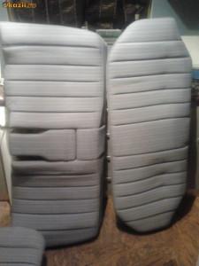 Okazii.ro Set scaune si bancheta Mercedes W124 in stare buna si