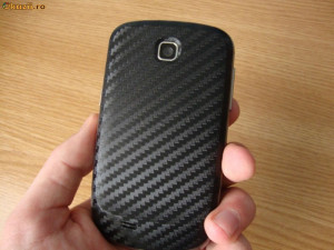 Montez folie carbon pentru telefoane foto