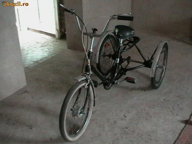 Tricicleta adulti, bicicleta cu trei roti!! foto mare