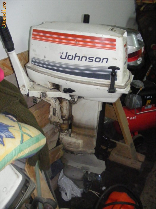 Motor Johnson 25 cp !!! Super Oferta !!! foto mare