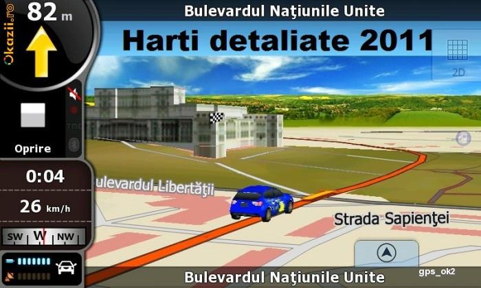 SOFT NAVIGATIE GPS HARTI 2011 iGO Primo 2, iGO 8.3.5,NAV N GO iGO Android, ROMANIA TOATA EUROPA (NUMAR BLOC) WinCE WINDOWS MOBILE ANDROID foto mare