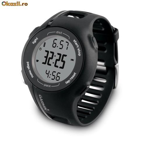 Ceas cu GPS Garmin Forerunner 210 + Heart Rate Monitor foto mare