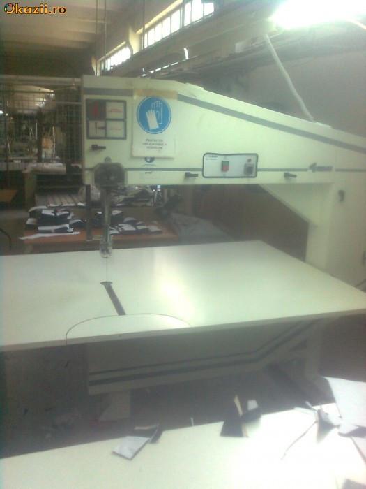 masini de cusut industriale second foto mare