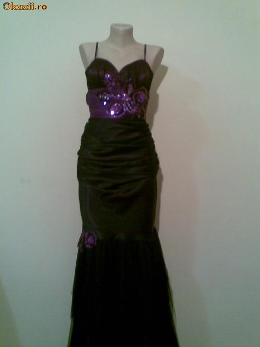 modele rochii de seara din dantela