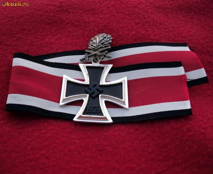 Crucea Fier Crucea de Fier Germana in Grad