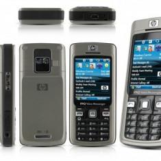 Vand HP Ipaq 514 wi-fi, windows 6.1 ca nou cu accesorii ! - PDA HP, Clasic, 16 M
