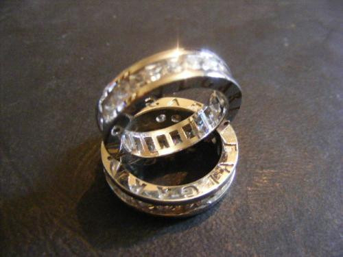 Inel Bvlgari Argint