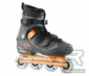 Role Salomon freeskate/freeride foto