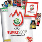 Lot 340 stickere diferite Panini Euro 2008 - Cartonas de colectie