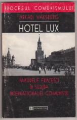 Istorie - Partidele fratesti in slujba Internationalei comuniste