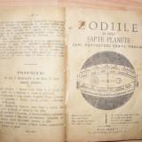 ZODIAC VECHI-TRECUTUL EXPLICA PREZENTUL SI VIITORUL