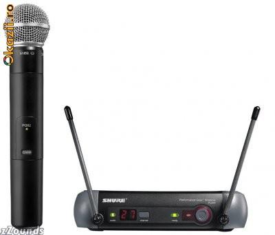 Vand microfon Shure PGX4/SM 58, nou, in cutie, cel mai mic pret foto mare