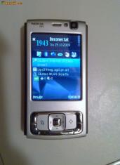 Telefon mobil Nokia N95, Argintiu, Neblocat - Nokia N95