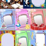 Template-uri (PSD) pentru copii - Software Editare video