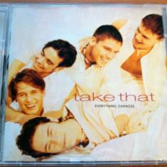 Take That - Everything Changes - Muzica Pop sony music