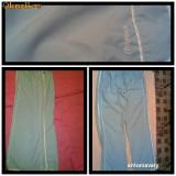 PANTALONI DE TREINING-Reebok-ORIGINALI-ADUSI SUA, Culoare: Bleumarin, Marime: L/XL, Bleu