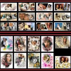 Template-uri PSD pentru fotografii de nunti si botez - NOU