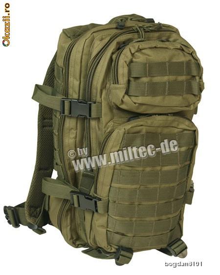 US ASSAULT PACK - тактический рюкзак 30/50 л - Miltec.
