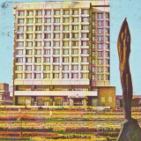 S 3605 Orasul Gheorghe Gheorghiu Dej Hotel Trotus Circulata