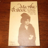 Carte de aventura - MARTHA BIBESCU - JURNAL POLITIC 1939-1941