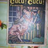 Cucu!Cucu!(povestiri/ilustratiuni si planse-A.Murnu)-Nicolae Mihaescu(cu semnatura) - Carte educativa