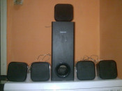 De vanzare home cinema philips hts3020 foto