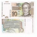 Bancnota Straine, Europa - CROATIA 10 KUNA / 2004. UNC