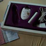 Pachet Epilator Philips Satinelle HP6540 Promopack