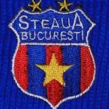 Emblema STEAUA / emblema brodata cu STEAUA / sigla STEAUA