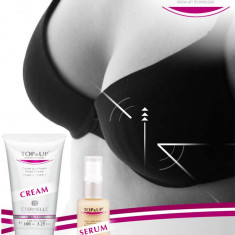 Relax & tone - Top and up crema pentru bust-telestar