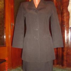 Costum dama negru marime 36
