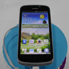 Telefon mobil Huawei Ascend G300, Negru, Vodafone - Vand telefon smart Huawei Ascend G300, nou, in garantie
