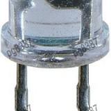 Bec / LED - LED 10mm, rosu, putere 0, 5W - 146200