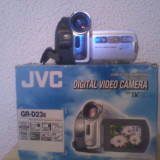 Camera video digitala JVC GR-D23E - Camera Video JVC, Mini DV, Altul
