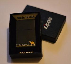 "Bricheta ""ZIPPO CAMEL""  2007 Originala Cutie Sigilata Garantie pe Viata-Made in USA= foto"