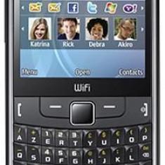 Telefon Samsung, Negru, Neblocat, 2 MP, Micro SD, Wi-Fi - Vand samsung gt-s3350