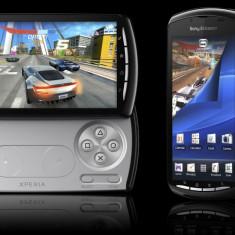 Telefon mobil Sony Ericsson, Negru, 8GB, Neblocat, 4'', Smartphone - Vand/schimb Sony Ericsson Xperia play