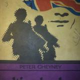 Carte de aventura - PETER CHEYNEY - ULTIMUL PAHAR