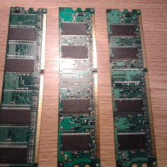 Placa Ram 128 DDR1 - Memorie RAM Sycron, 333 mhz, Dual channel