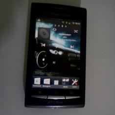 Vand schimb s e xperia x8 - Telefon mobil Sony Ericsson Xperia X8, Negru, Neblocat