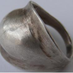 Inel vechi din argint (126) - de colectie - Inel argint