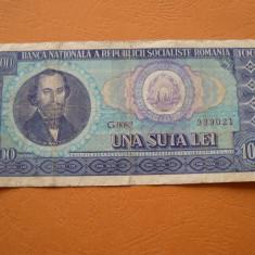 100 lei 1966 G0082
