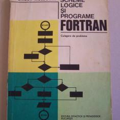 Carte IT - SCHEME LOGICE SI PROGRAME FORTRAN - G.MOLDOVAN