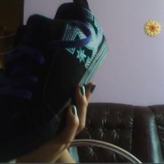 Dc-uri shoes femei - Adidasi dama Dc Shoes, Marime: 36.5, Culoare: Negru, Negru