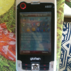 Vand glofiish x800 - PDA Eten, Touchscreen si taste