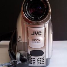 Camera Video JVC, Mini DV, 2 - 3 - Vand camera video mini DV JVC GR-D240E